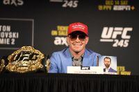 Колби Ковингтон дал обещание Дональду Трампу в преддверии поединка с Камару Усманом на UFC 245