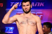 Артур Бетербиев стал новым обладателем титула IBF в полутяжелом весе