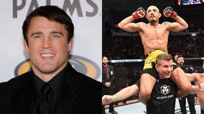 Chael Sonnen admitted that he is inspired by the example of the legendary former league champion Jose Aldo