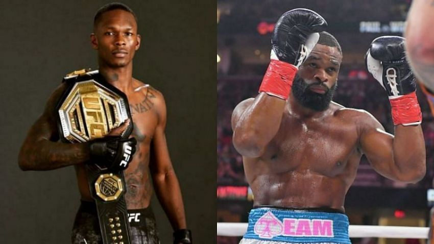 Boxing news: Israel Adesanya advised the next opponent for Tyron Woodley for the next fight