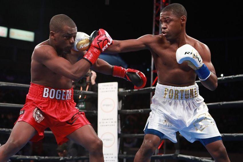 Стали известны гонорары участников двух сегодняшних вечеров бокса в США