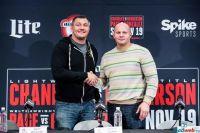 Скотт Кокер рассказал, кто может претендовать на титул чемпиона Bellator в тяжелом весе