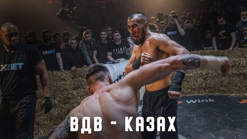 Видео боя Максим Федоров - Дюсембаев Багдат TDFC 7
