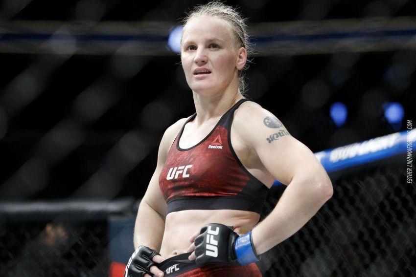 Валентина Шевченко заявила, что сейчас сосредоточена только на защите титула в наилегчайшем весе