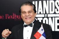 Роберто Дюран был выписан из больницы