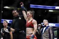 После победы на UFC 214, Александра Албу хочет провести еще один бой в 2017 году