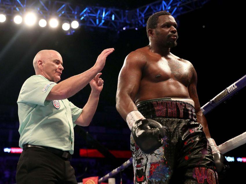 Тони Беллью оценил шансы Диллиана Уайта в потенциальном бою с Нганну