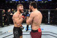 Магомед Анкалаев и Ион Куцелаба проведут реванш на UFC 249