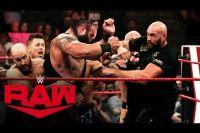 Тайсон Фьюри подрался в WWE