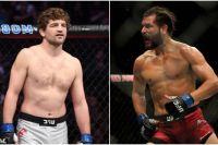 Прогнозы бойцов MMA на бой Бен Аскрен - Хорхе Масвидаль на UFC 239