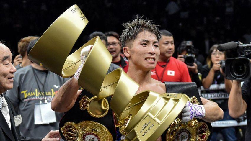 Наоя Иноуэ должен провести защиту титула IBF, назначен обязательный претендент