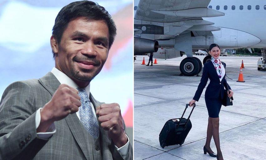 Мэнни Пакьяо пообещал 10 тысяч долларов за раскрытие убийства стюардессы