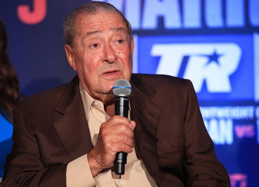 """Боб Арум: """"UFC почти ничего не платит своим бойцам"""""""