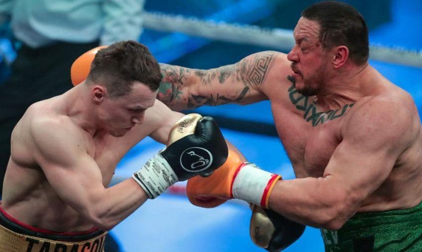 """Артем Тарасов: """"Не знаю, вырос ли Кокляев в боксе. У него была х***ая оппозиция в моем лице"""""""