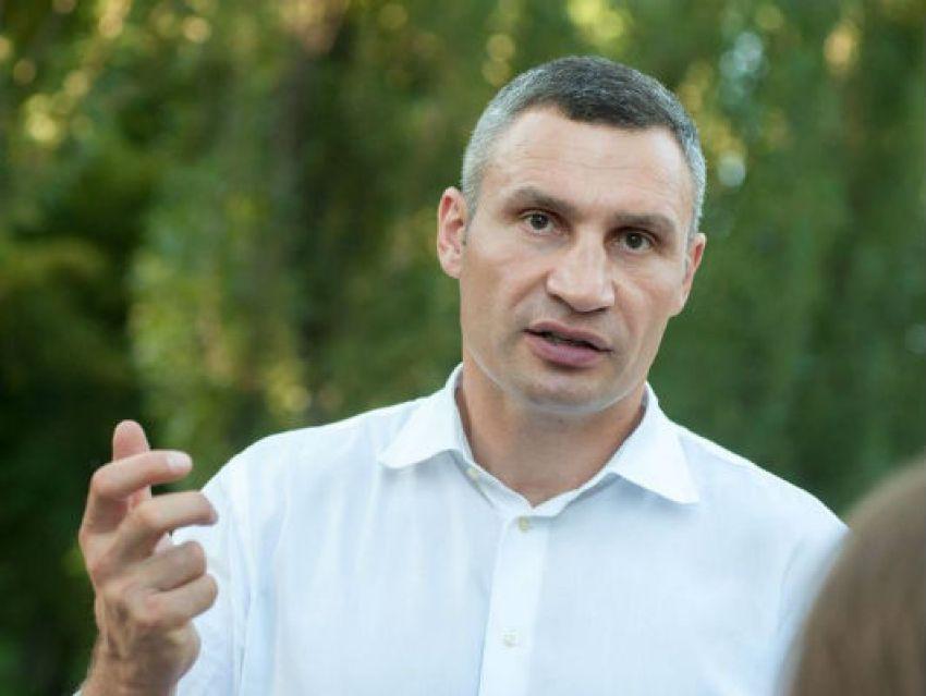 Виталий Кличко — о том, когда Александру Хижняку лучше переходить в профи