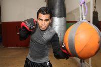 Карлос Молина прибыл в Доминиканы для боя с Карлосом Адамесом