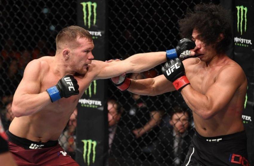 Олег Тактаров в восторге от выступления Петра Яна на UFC Fight Night 145