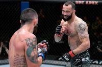 Видео боя Роман Долидзе - Лауреано Старополи UFC Fight Night 189