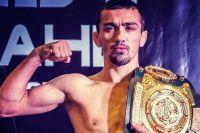 Экс-чемпион ACB Аскар Аскаров подписал контракт с UFC
