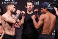 Видео боя Рожерио Бонторин - Раулиан Пэйва UFC Fight Night 156