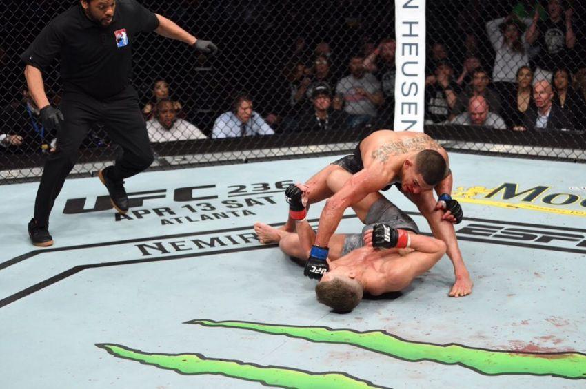 Энтони Петтис готов драться с Конором МакГрегором на шоу UFC 239