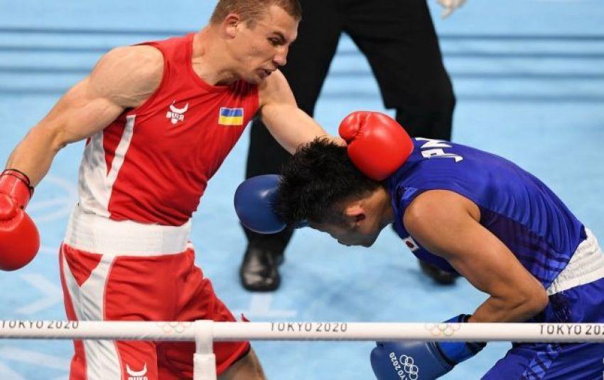 Александр Усик прокомментировал выступление Хижняка на Олимпиаде в Токио