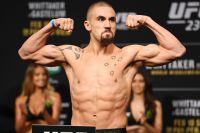 Ставки UFC: Роберт Уиттакер является фаворитом боя с Исраэлем Адесаньей