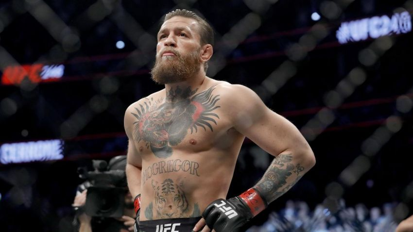 Conor McGregor told why he had only one fight in 2020 and how Khabib Nurmagomedov influenced it