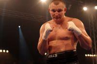 Андрей Руденко остановил Джона Волау в третьем раунде