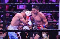 Марио Барриос победил Батыра Ахмедова в тяжелом бою