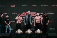 Альберт Туменов победил Мурада Абдулаева на турнире ACA 95