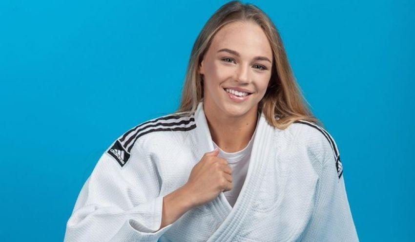 17-летняя украинка Дарья Белодед выиграла чемпионат мира по дзюдо