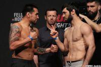 Видео боя Кевин Агилар - Зубайра Тухугов UFC Fight Night 168