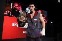 Дмитрий Бивол признался, что недоволен своим выступлением в бою с Крейгом Ричардсом