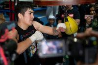 Лео Санта Крус рассказал о подготовке к дебюту в новом весе и о возможных больших боях