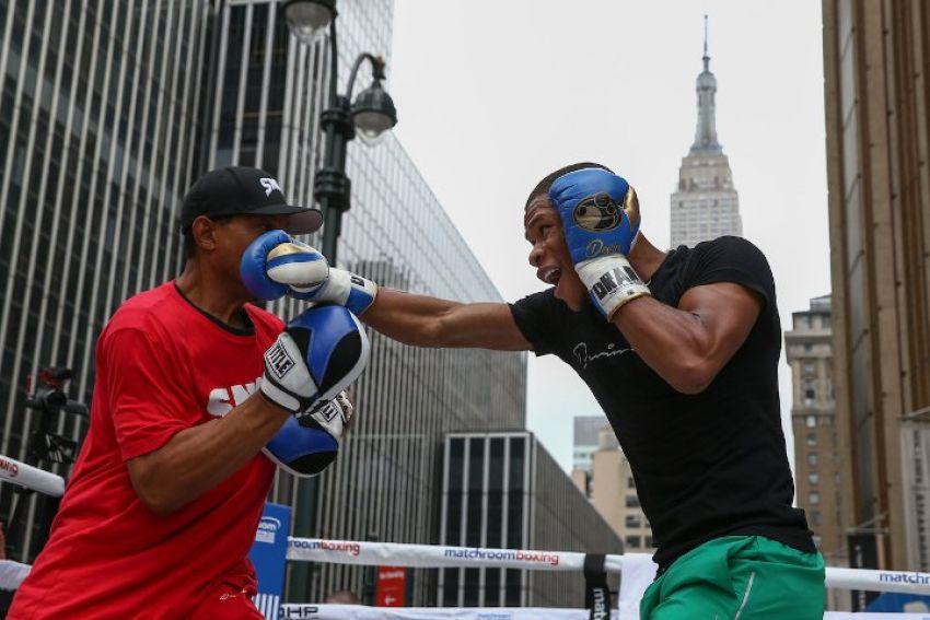 Дэвин Хэйни высказался о допинг-тестировании в боксе