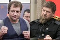 """Емельяненко - Кадырову: """"Меня не за что бить, я исправился"""""""