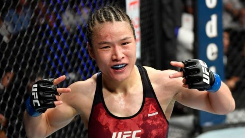 Даниэль Кормье уверен, что Вейли Жанг не должна опережать Шевченко в рейтинге лучших бойцов UFC