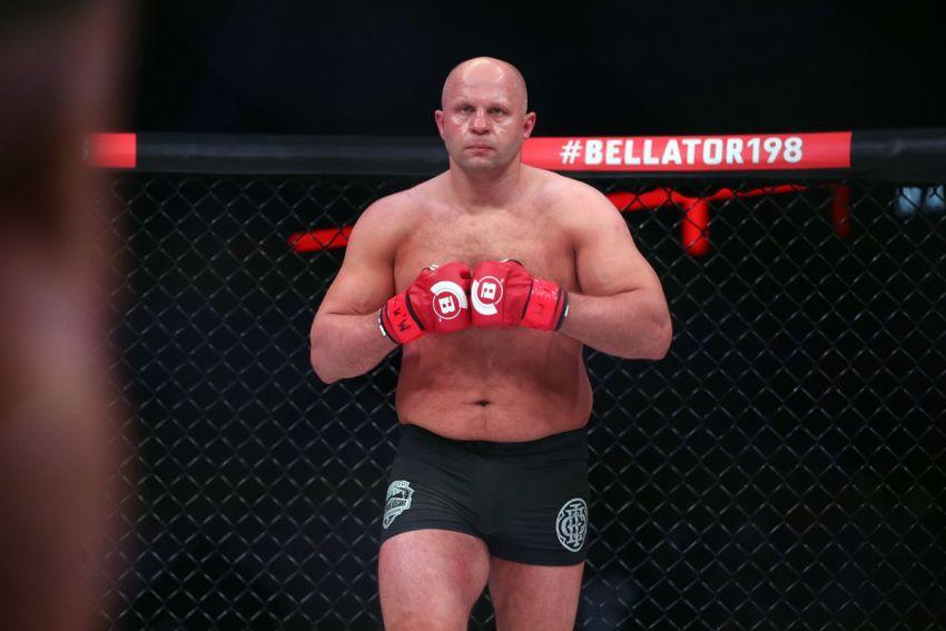 Федор Емельяненко планирует провести последний в карьере бой в Москве