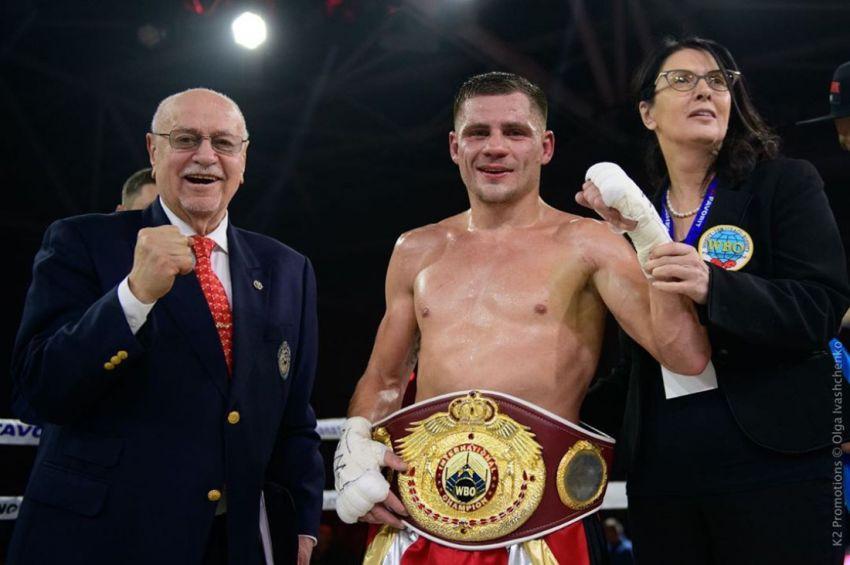 Денис Беринчик рассказал о том, когда собирается драться с лучшими боксерами планеты