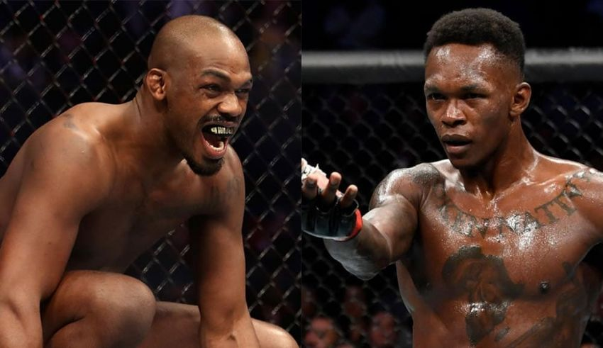 UFC news: Israel Adesanya suggested that he could fight for the light heavyweight title with Jon Jones