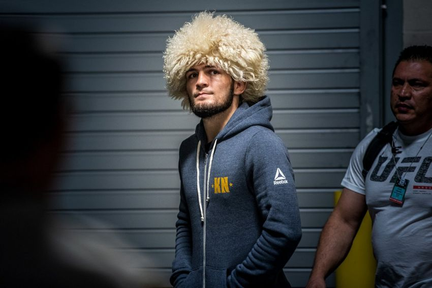 """MMA news: Khabib Nurmagomedov: """"Ring girls are the most unnecessary people in martial arts"""""""