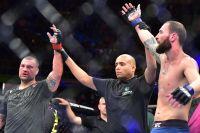 Пол Крэйг и Маурисио Руа завершили бой вничью на UFC Fight Night 164