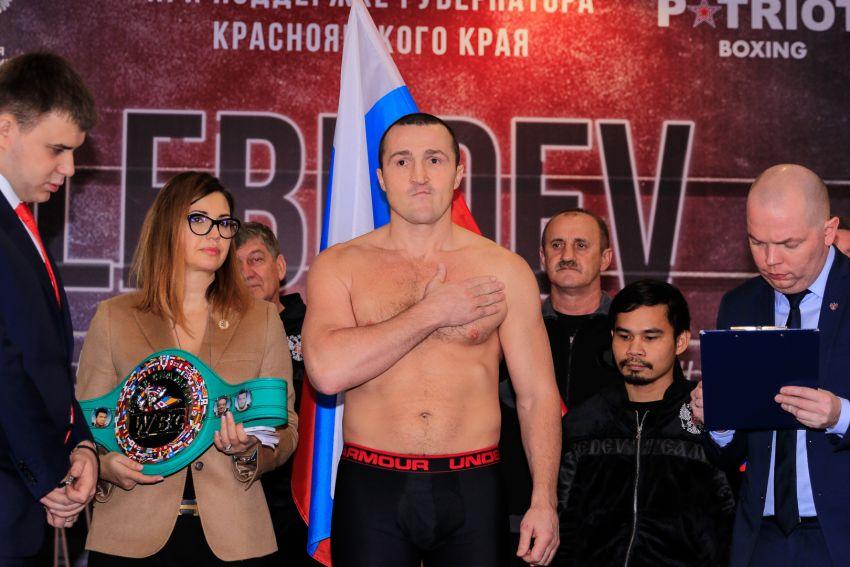 Денис Лебедев подтвердил, что окончательно оставил бокс