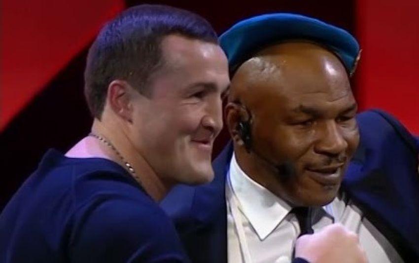 Денис Лебедев считает, что Майк Тайсон выиграл выставочный бой против Роя Джонса-младшего