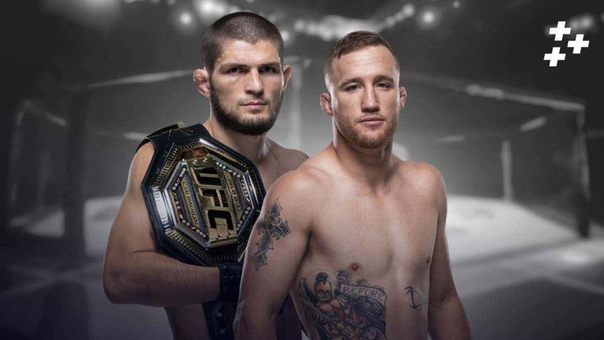Где смотреть UFC 254: Хабиб Нурмагомедов – Джастин Гэтжи