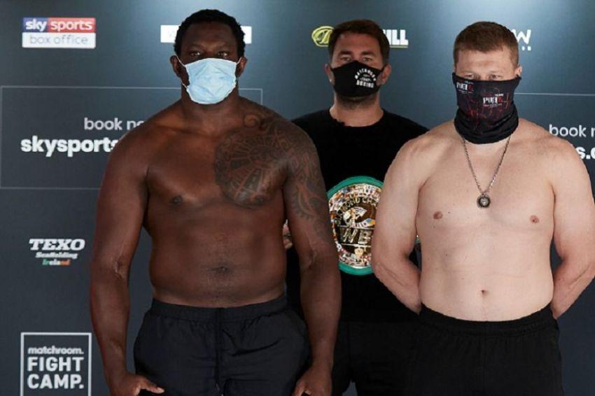 Александр Поветкин рассказал, с каким весом планирует выйти на реванш с Уайтом