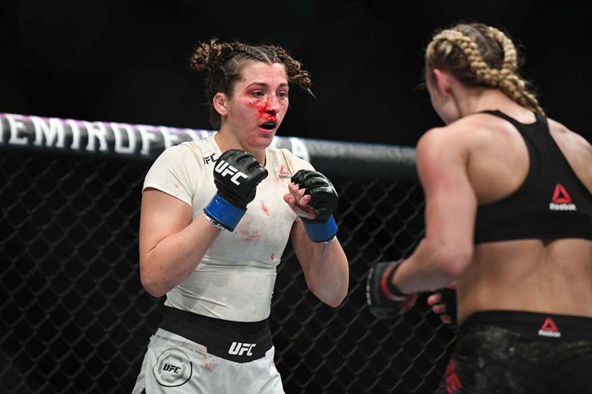 "Фото турнира UFC Fight Night 154: Ренато Мойкано - ""Корейский Зомби"""