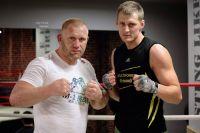 Александр Волков высказался о важности для бойцов тренировок дома