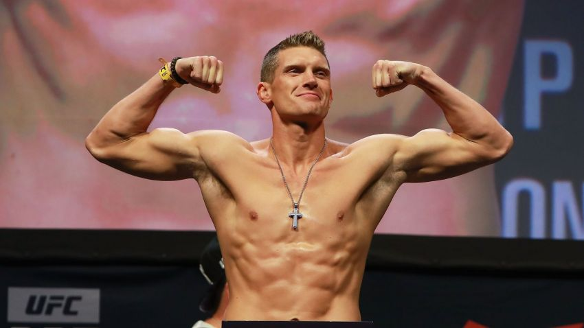 Stephen Thompson is ready to replace Khamzat Chimaev in the fight with Leon Edwards